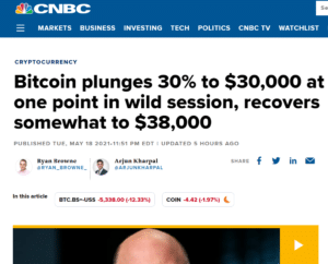 The Market Is CRASHING, Food Shortages, Bitcoin Is The Answer, The Crash is A SCAM To Rob The Poor