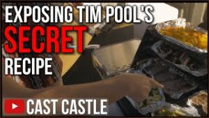 Tim Pool's Secret, And Possibly DISGUSTING, Recipe Finally EXPOSED