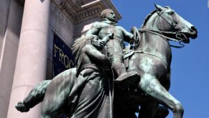 Equestrian Statue of Theodore Roosevelt Will Be Removed From Outside American Museum of Natural History in New York