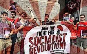 Majority of Liberal College Students Consider Themselves 'Unpatriotic' and Favor Socialism