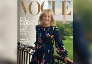 Vogue Endorses Jill Biden as FLOTUS With a Cover Feature