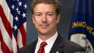 RAND'S STAND: Sen. Paul Says Americans Should Resist COVID Rules, 'They Can't Arrest Us All'
