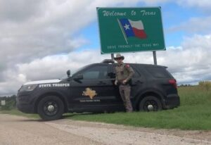 Texas Governor Greg Abbott Orders State Troopers to Arrest Migrants for Trespassing