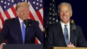 Trump Issues Statement Asking Who Biden Will Surrender to Next