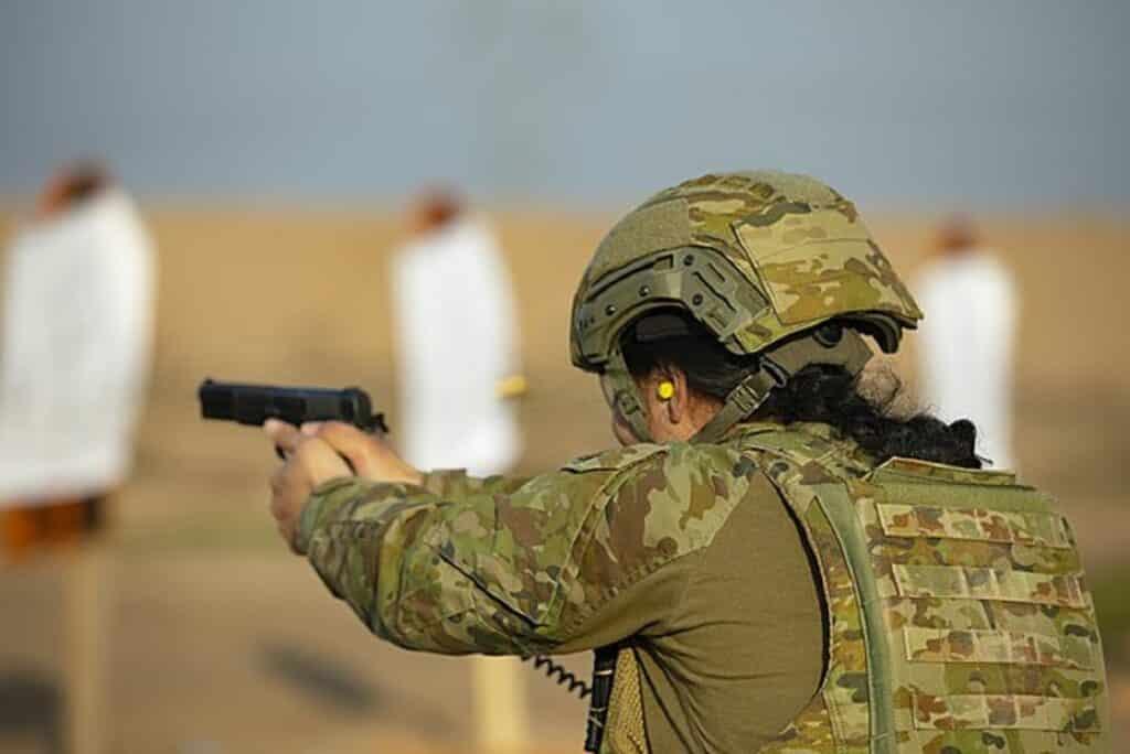 Australia Sends Their Military to Enforce Coronavirus Lockdowns in Sydney