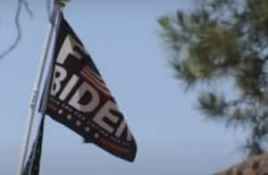Anti-Biden Flag Upsets Residents of Tennessee Town