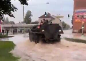 Devastating Floods in Germany Collapse Buildings, Kill 40 People