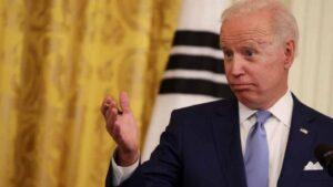 Biden: 'Bigger Story' Isn't 'Mass Firings,' It's Vaccine Mandates Working