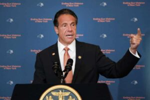 THAT'S ALBANY, FOLKS! Emmys Shun Cuomo, Rescind Award Over Sexual Misconduct Allegations