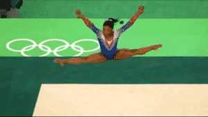 Simone Biles Says She Is 'Very Much Pro-Choice'