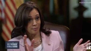Kamala Harris Claims 'We Can End This Pandemic' by 'Protecting the Vaccinated'