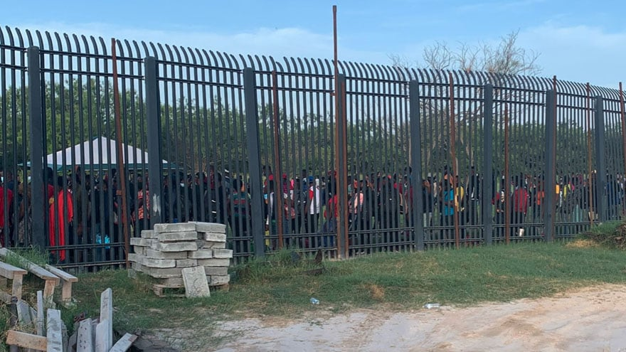 BLITZ at the BORDER: 200,000+ Migrants Illegally Entered the US in July