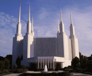 DC's Latter-day Saints Temple Will Open to the Public in 2022