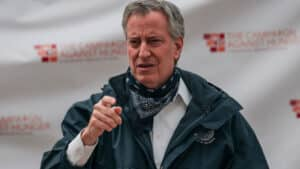 NYC Mayor Calls Supreme Court 'Right Wing Extremists' for Blocking Eviction Moratorium
