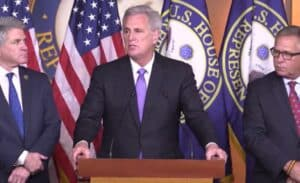 McCarthy Says it's Impossible for Every American to Be Evacuated From Afghanistan By Deadline