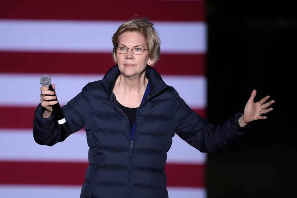 Elizabeth Warren Wants Teen Girls to Think of Abortion as a Basic Right