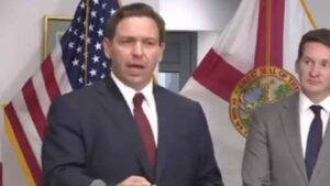 DeSantis Tells Biden 'I Don't Wanna Hear a Blip About COVID From You' Until Border is Secure