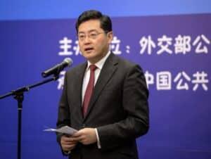 China's New U.S. Ambassador: China Will 'Continue To Advance World Peace'