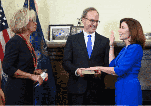 Goodbye, Cuomo: Governor has Left Office, Hochul Replaces Him