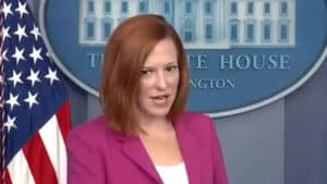 Press Sec Says It's 'Irresponsible to Say that Americans Are Stranded' in Afghanistan