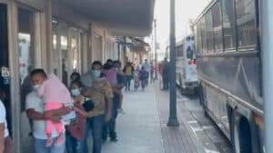 LONE STAR SICK: Feds Released Over 7,000 COVID Positive Migrants into McAllen, TX Since February