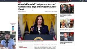 Biden Admin Goes AWOL As Afghanistan Crisis Worsens, Milley May RETIRE As 15,000 Americans Trapped