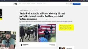 Shootout In Portland As Antifa Clashes With Right Wing Group, Antifa Now Bringing Live Ammo To Riots