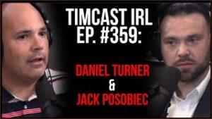 "Timcast IRL - Dems ""Subpoena"" Trump Supporters Like Posobiec & Alex Jones w/Daniel Turner & Poso"