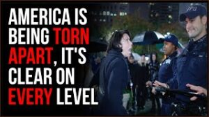 America Is Being TORN In HALF, It Is Visible At Every Level Of Normal Everyday Life