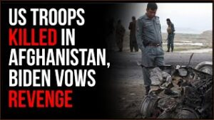 American Troops Lose Their Lives In Afghanistan After Biden BOTCHES Withdrawal On An EPIC Scale