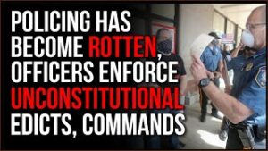 Tim & Crew Debate Police And The Authoritarianism They Enforce, The Institution MAY Be Rotten