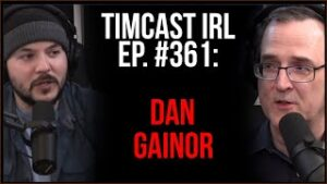 Timcast IRL - US Intel Says COVID Leaked From Wuhan MAYBE, Still Nothing Definitive w/Dan Gainor