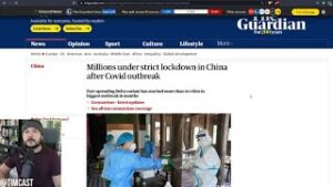 China Reinstitutes Lockdown On MILLIONS Due To COVID Delta Variant, Democrats Flout Restrictions