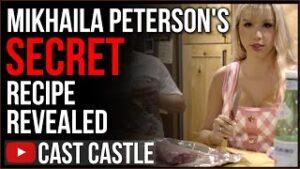 Mikhaila Peterson Reveals her Secret Recipe At The Cast Castle