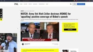 Media SLAMS Biden Speech For Passing Blame To Trump And Afghani's But Some On The Right PRAISE Him
