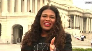 'SUCK IT UP': Cori Bush Defends Hiring Private Security Guards While Demanding America 'Defund Police'