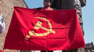 BACK TO THE USSR: Poll Shows Majority of Registered Dems Prefer Socialism to Capitalism