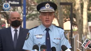 LOCKED DOWN UNDER: Australian Police Tell Protesters 'Stay Home or Face Legal Action'