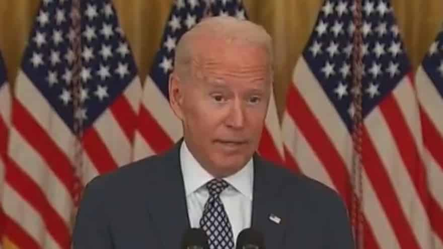 Biden Admin To Exempt Afghans Who Worked For Previous Taliban Gov From Terrorism Bans