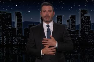 Kimmel Says Unvaccinated Americans Taking Ivermectin Should Be Left to Die if They Get Sick (VIDEO)