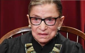 ACLU Edits Ruth Bader Ginsburg Quote to Erase the Word 'Women' and All Female Pronouns