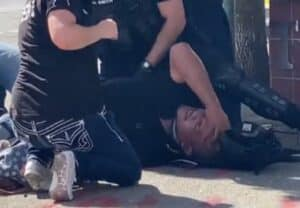BREAKING: Proud Boy Known as 'Tiny' Shot in Washington at Medical Freedom Protest (VIDEO)