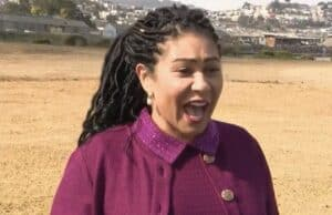 San Francisco Mayor Defends Partying Maskless — Says She Was 'Feeling the Spirit' and Had a 'Good Time' (VIDEO)