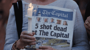 Capital Gazette Gunman Ordered to Serve Five Life Sentences