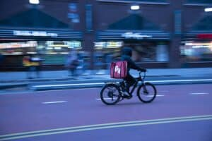 Food Delivery Companies Sue New York City Over Delivery Fee Companies