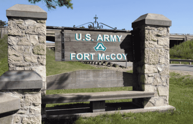 Two Afghan Evacuees Charged with Domestic Violence, Sex with Minors at Fort McCoy