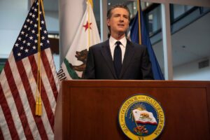 Newsom Makes Mail-In Ballots Permanent in California