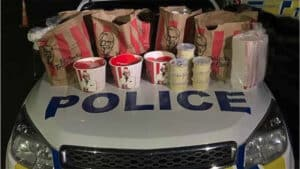 Two Men Arrested in New Zealand for Smuggling KFC into COVID Locked-Down Auckland