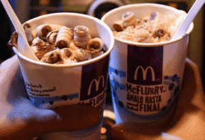 Feds Investigate McDonald's Broken Ice Cream Machine
