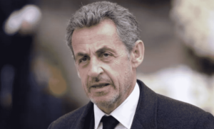 Former French President Sarkozy Sentenced to a Year in Prison